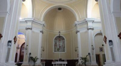 Chiesa Matrice (interno)