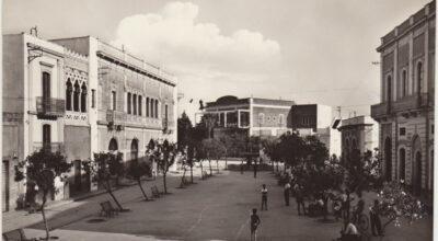 Piazza della Concordia 1957