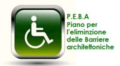 Martedì 6 Aprile 2021 ore 10.00: Incontro pubblico in streaming di presentazione del progetto preliminare del PEBA – Piano di eliminazione delle barriere architettoniche